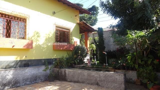Casa à venda com 5 dormitórios em São salvador, Belo horizonte cod:630580