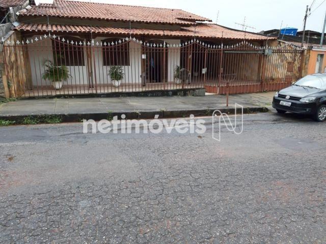 Casa à venda com 5 dormitórios em Glória, Belo horizonte cod:737802