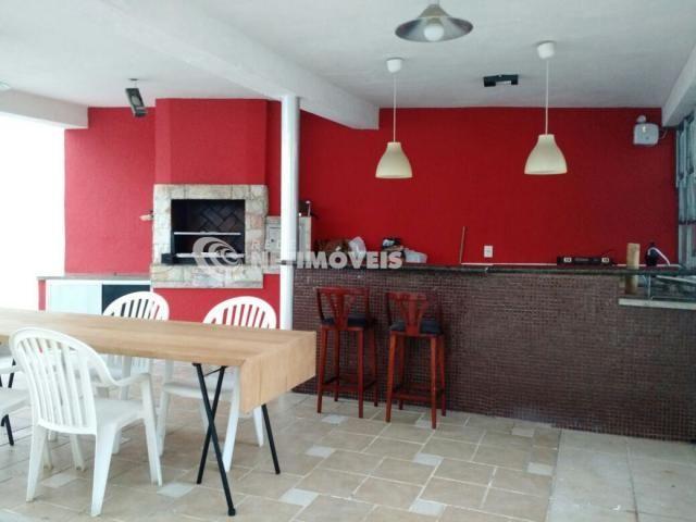 Casa à venda com 4 dormitórios em Caiçaras, Belo horizonte cod:619465 - Foto 5