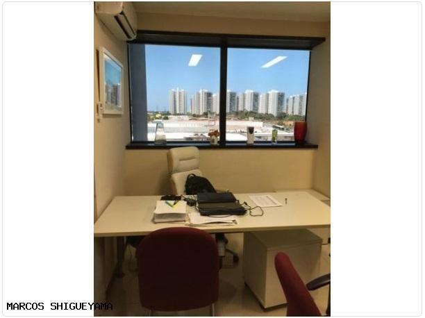 Linda sala localizada no Edficio. Wall Street, Paralela. VG1740 - Foto 3