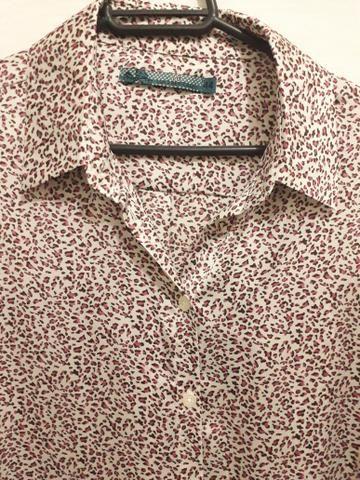 fbafe45cc Camisa nova feminina Luigi bertolli - Roupas e calçados ...