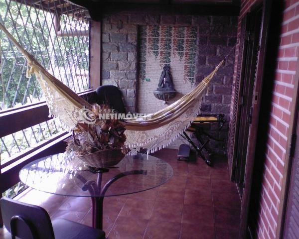 Casa à venda com 5 dormitórios em Serrano, Belo horizonte cod:485722 - Foto 4