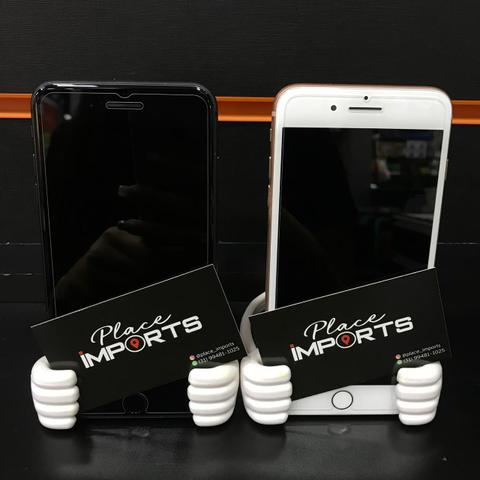 IPhone 8 Plus 64gb loja física aceitamos cartão SÓ VENDA - Foto 3