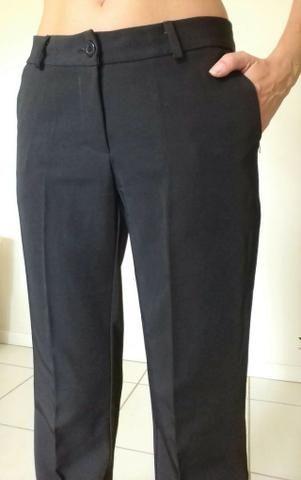 83bac6f17 Calça preta social elastano NOVA - Roupas e calçados - Campeche ...