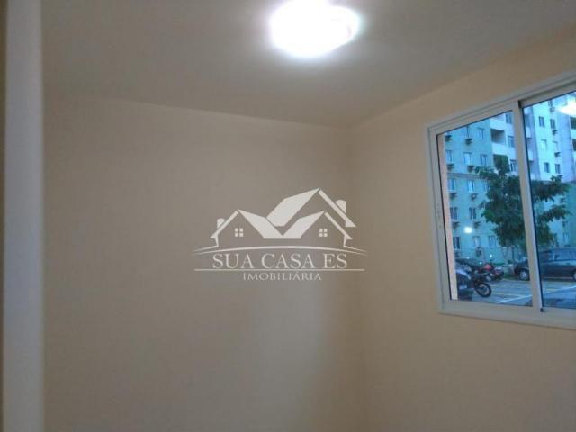 Apartamento à venda com 3 dormitórios em Chácara parreiral, Serra cod:AP300SI - Foto 6