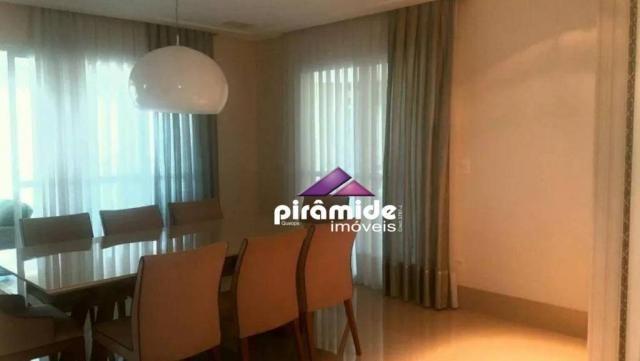 Apartamento com 4 dormitórios à venda, 259 m² por R$ 1.695.000,00 - Jardim das Colinas - S - Foto 2