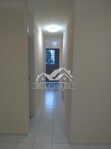 Apartamento à venda com 3 dormitórios em Chácara parreiral, Serra cod:AP300SI - Foto 7