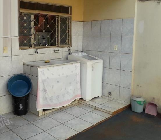 Casa à venda com 3 dormitórios em Jardim nassim mamed, Sertãozinho cod:14559 - Foto 8