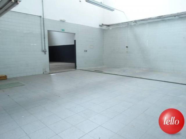 Galpão/depósito/armazém para alugar em Mooca, São paulo cod:187905 - Foto 13