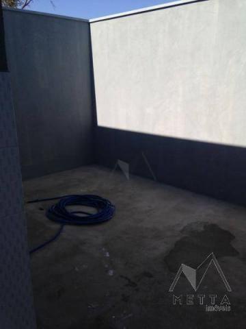 Casa com 2 dormitórios à venda, 62 m² por R$ 160.000 - Jardim Novo Prudentino - Presidente - Foto 10