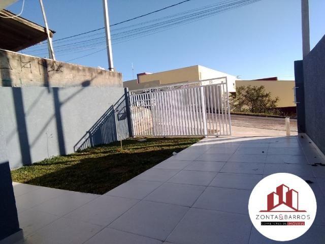Casa à venda com 3 dormitórios em Gralha azul, Fazenda rio grande cod:CA00087 - Foto 7