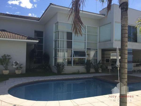 Casa em condomínio com 5 quartos no Condomínio Alphaville 1 - Bairro Jardim Itália em Cuia - Foto 7