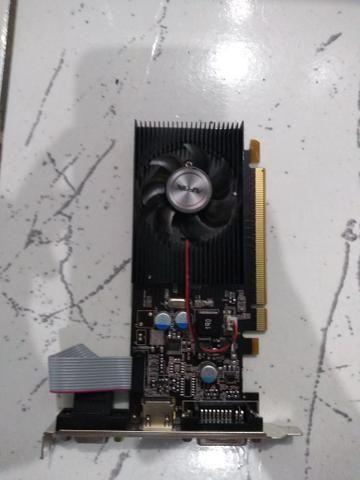 Placa de Vídeo NVidia G210 1024MB - Foto 2