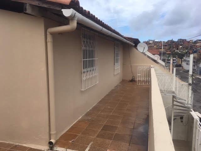 Casa 2/4 grande em Itapuã , 1o andar - Foto 6