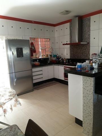 Lindo sobrado 5 quartos setor de mansões Samambaia - Foto 13