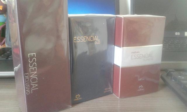 Perfumes Essenciais