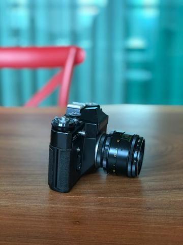 Câmera Analógica Zenit E Vintage - Foto 4