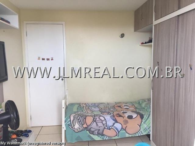 (Cod.:107 - Damas) - Vendo Apartamento 74m², 3 Quartos, Piscina, 2 Vagas - Foto 10