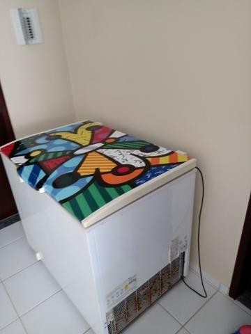 Freezer horizontal 305l