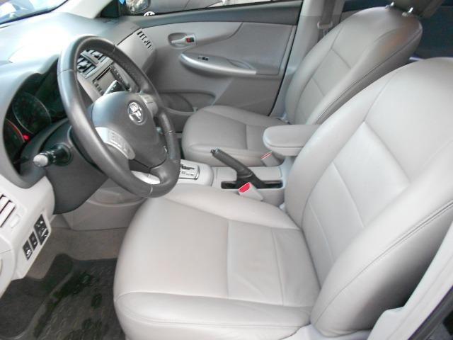 Toyota corolla gli 1.8 flex automático 2013/2014 completo todo revisado file - Foto 10