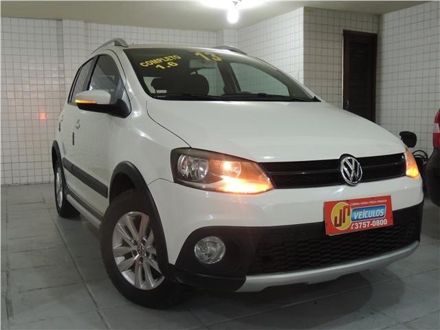 Volkswagen Crossfox 1.6 mi 8v flex 4p manual - Foto 3