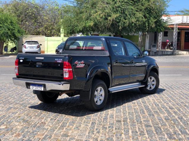 Pick Up Extra! Hilux SRV 2015 Aut 4x4 - F1 Auto Center Caicó/RN - Foto 8