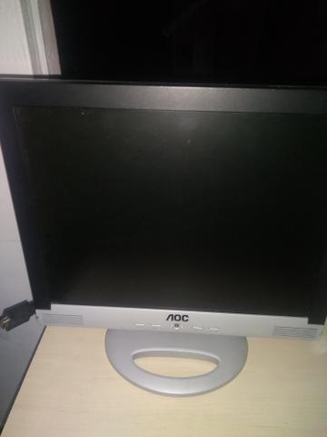 Tela LCD e caixinha de som - Foto 2