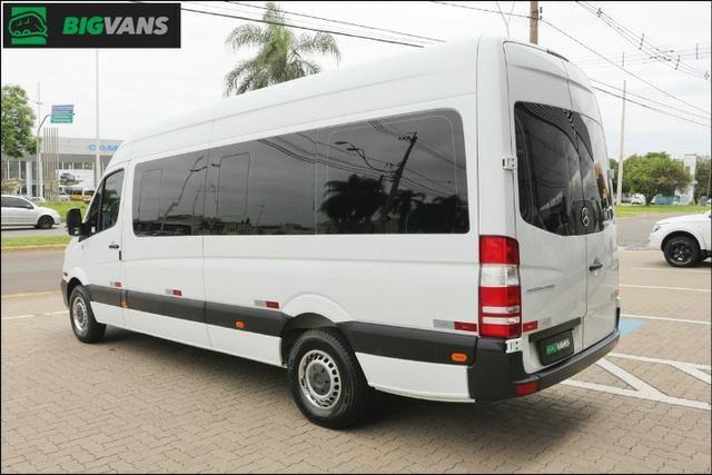 Sprinter 2018 415 Bigvan Executiva 19L Branca (4209) - Foto 7