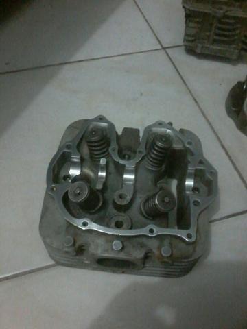 Motor nx4 falcon Valor negociável coloquei motor da xt660 na minha - Foto 2