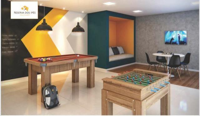 Apartamento Padrão no Condomínio Reserva dos Ipês no Passaré - Foto 5