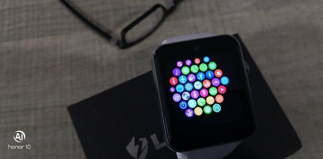 Smartwatch LEMFO LM07 - Foto 6