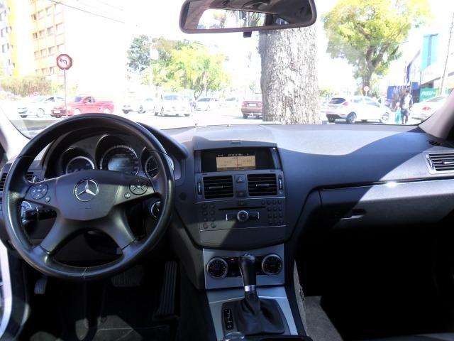 Mercedes c200 kompressor touring abaixo da fipe impecavel - Foto 11