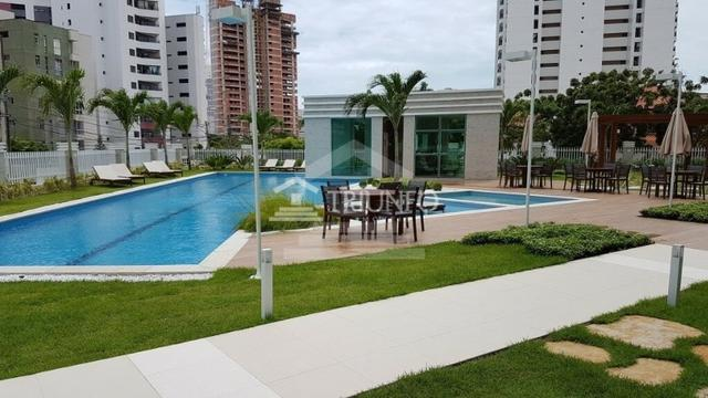 (EXR) Bairro Cocó   Apartamento de 95m², 3 quartos, Varanda Gourmet [TR53831] - Foto 3