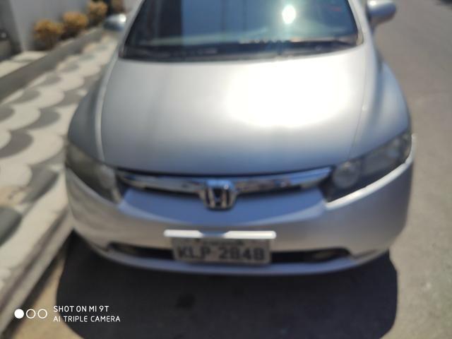 Honda Civic 2008 oportunidade única - Foto 3