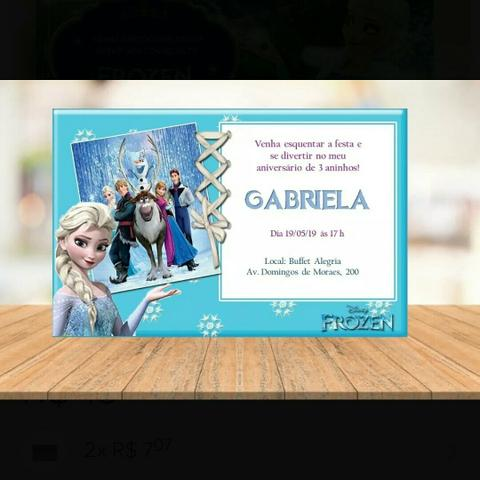 Digital convite virtual para enviar pelo whatsapp - Foto 5