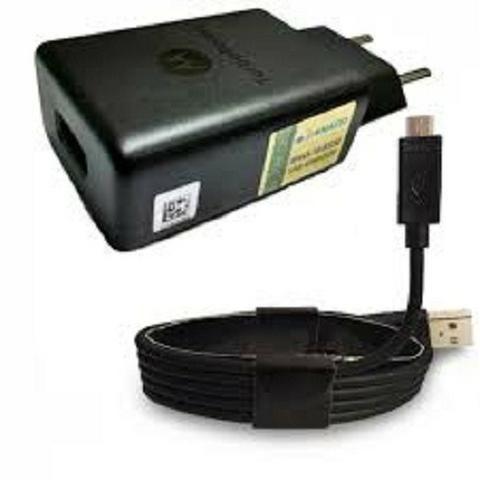 Qualidade>invencivel-Bom-Motorola Carregador Turbo - Foto 3