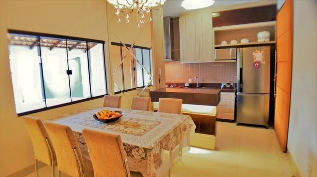 Casa 3 Quartos, 158 m² c/ armários e lazer na 1204 Sul - C/ Gerador de Energia - Foto 11