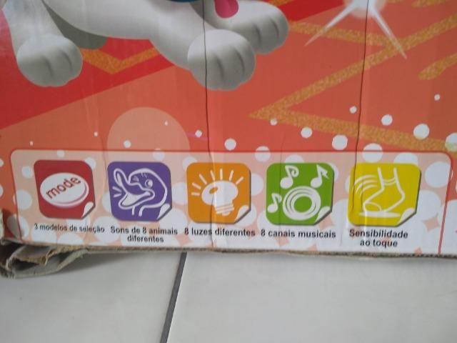 Tapete interativo Amarelinha Musical Novo - Foto 2