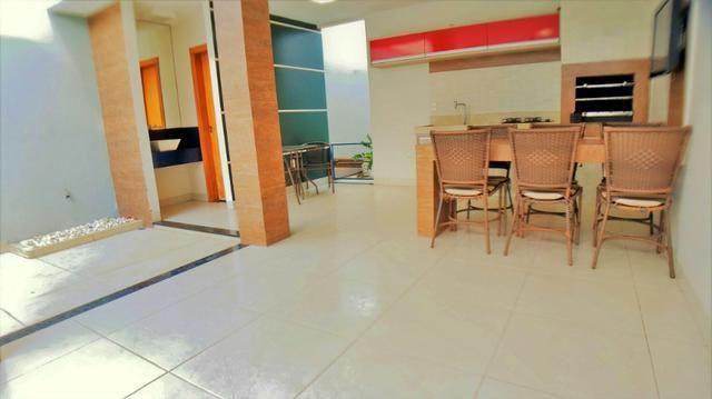 Casa 3 Quartos, 158 m² c/ armários e lazer na 1204 Sul - C/ Gerador de Energia - Foto 3