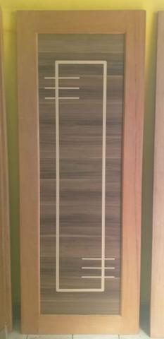 Porta de madeira e MDF - Foto 6