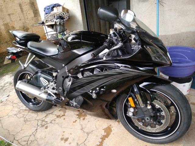 Yamaha R6 2010 - Foto 20