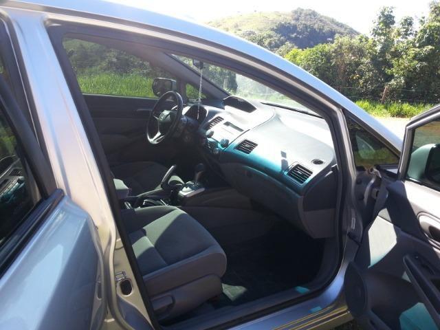 New Civic 2010/2011 Top - Impecável 1.8 LXL Automático Borboleta - Foto 12