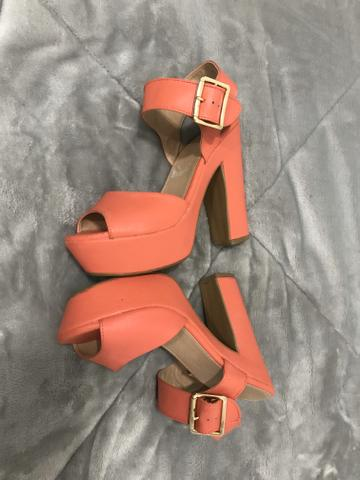 Sandália meia pata TAM 35 - Foto 3