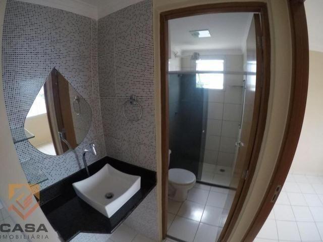 F-M - Lindo apartamento 2 Qts - Cond. Costa do Mar - Foto 9