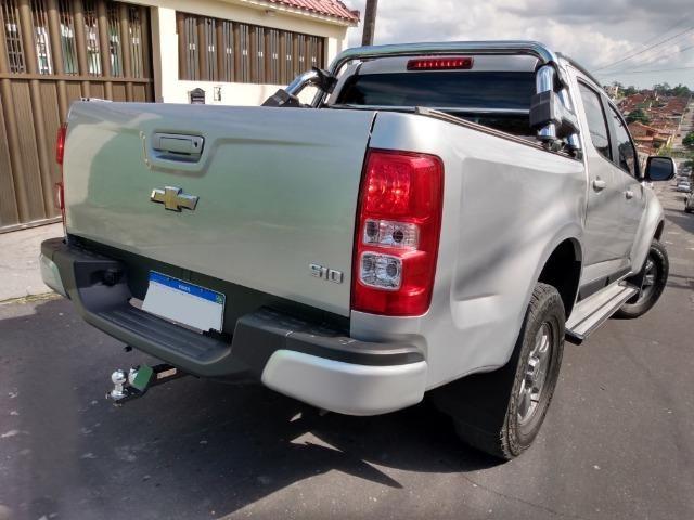 Chevrolet S10 Advantage 2.4 Flex 2016 Já Financiado - Foto 2