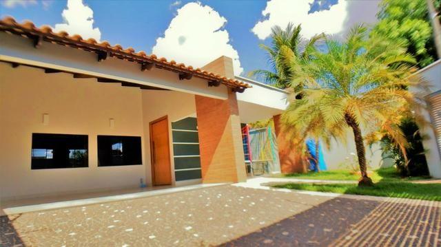 Casa 3 Quartos, 158 m² c/ armários e lazer na 1204 Sul - C/ Gerador de Energia - Foto 2