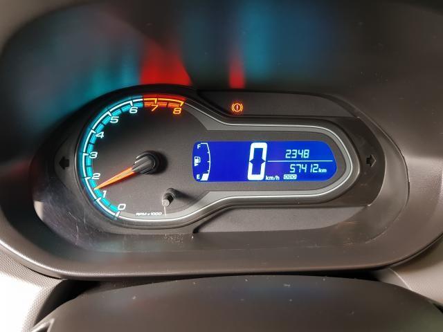 Chevrolet ONIX HATCH LS 1.0 8V FlexPower 5p Mec. - Branco - 2016 - Foto 8