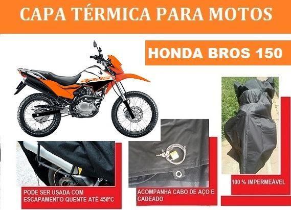 Capa Térmica Honda Bross 150