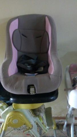 Cadeirinha para carro p/ criança até 2 anos