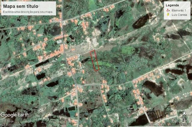Terreno no Bairro Cearazinho - Luis Correia - PI - Foto 8
